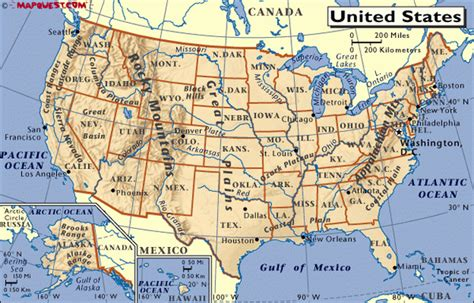 map o the united states us map mountains and rivers united states map with rivers