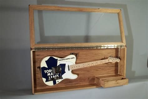 how to build a guitar display cabinet plans free