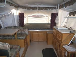 Rv Awning Room 2003 Coleman Elite Pop Up Camper With Slide Out Michigan
