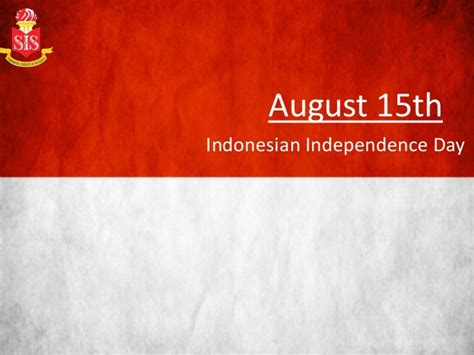 indonesia independence day independence day celebration