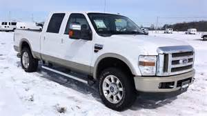 2010 Ford F250 Diesel For Sale 2010 Ford F250 Diesel 4wd King Ranch Used Trucks For Sale