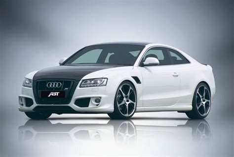 Audi Tuner Abt by Abt Audi As5 R Car Tuning