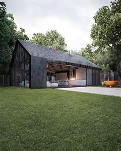 Red House Design Studio Jingdezhen by Modern Barn Stye Home Makes Perfect Summer Retreat In Kiev