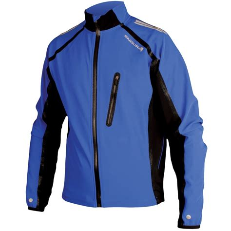 Endura Stealth Ii Softshell Waterproof Cycling Jacket