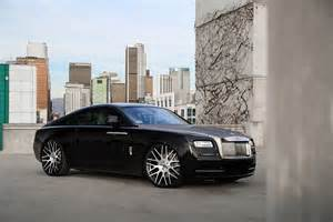 Rolls Royce Wraith With Rims Forgiato Wheels For Rolls Royce Wraith