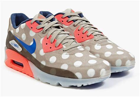 Nike Air Max Polkadot polka dot air maxes 90 traffic school