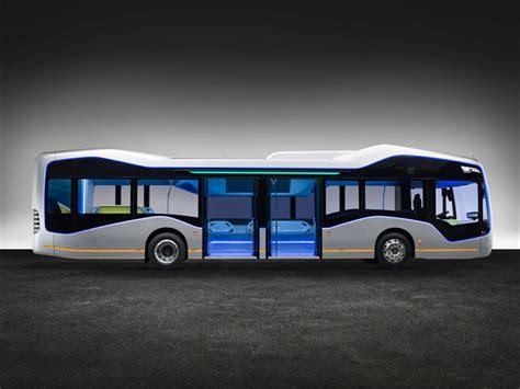 concept bus mercedes benz future bus makes 20km autonomous trip