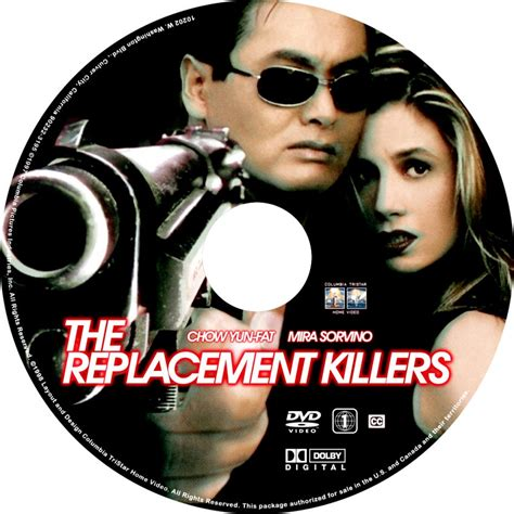 the replacement replacement killers scanned dvd labels the replacement