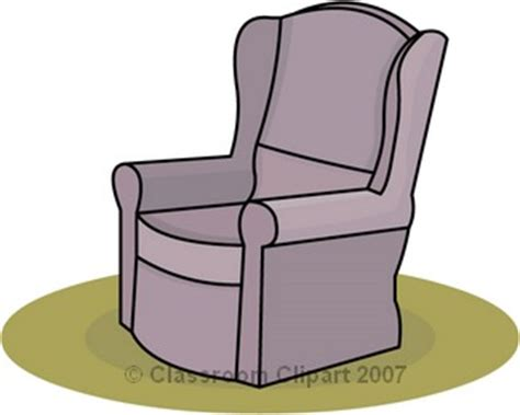 Recliner Clipart by Home Clipart Furniture 18 Classroom Clipart