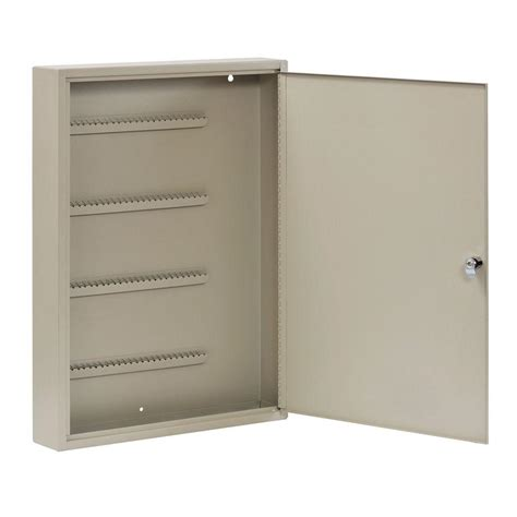 key cabinet home depot buddy products 100 key cabinet 1100 6 the home depot