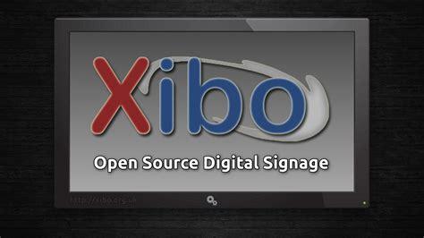 xibo layout design xibo an open source digital signage software free