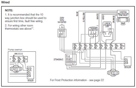 wiring diagram for gas central heating choice image