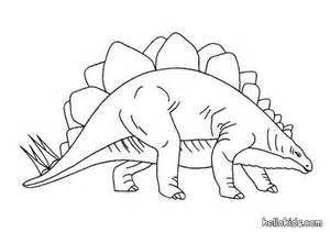 stegosaurus coloring page stegosaurus free colouring pages