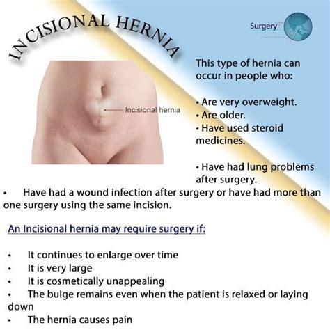 incisional hernia hernia information hernia symptoms health health wellness
