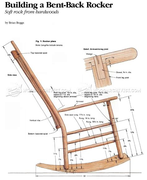 how to build a rocking chair how to make a rocking chair out of wood diy rocking