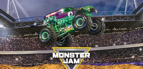 you tube monster truck jam monster jam uk 2018