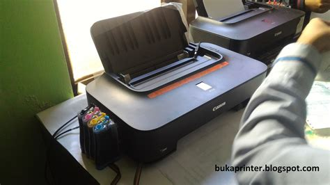 Katrit Printer Canon Ip 2770 cara mengatasi printer canon ip2770 error 5100 dokter