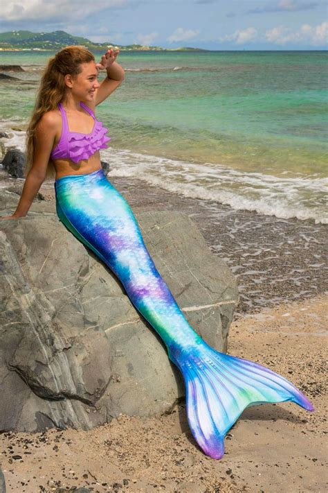 fin fun mermaid tails images  pinterest