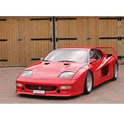 Think You Can Handle This 800 HP Koenig Testarossa