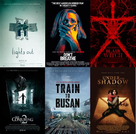 film horror recommended myerla s movie reviews best horror films of 2016