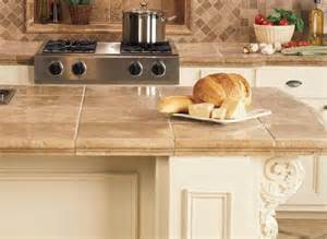Tile Kitchen Countertop Ideas Best 25 Tile Kitchen Countertops Ideas On Tile Countertops Tiled Kitchen