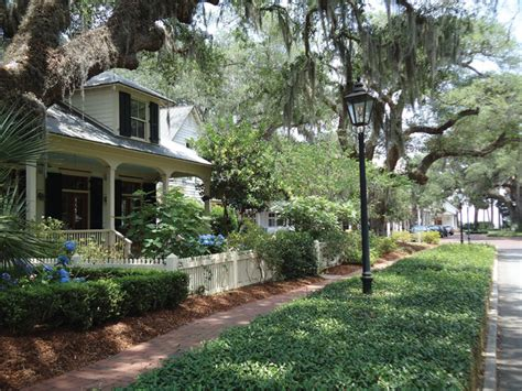 Landscape Ideas Charleston Sc Palmetto Bluff Home Bluffton South Carolina