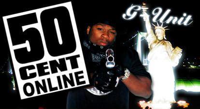 50 cent website 50 cent bulletproof album list