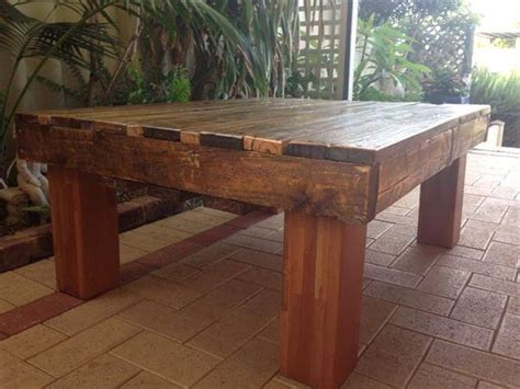 how to sturdy table legs diy sturdy pallet coffee table with legs pallet