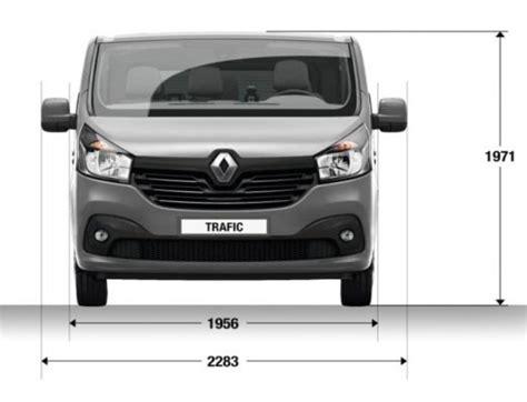 renault trafic dimensions renault trafic 9 seat passenger minibus sales