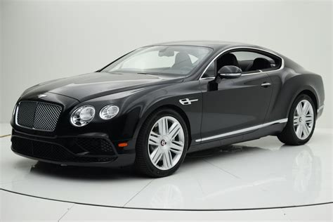 bentley coupe 2016 interior 2016 bentley continental gt v8 coupe