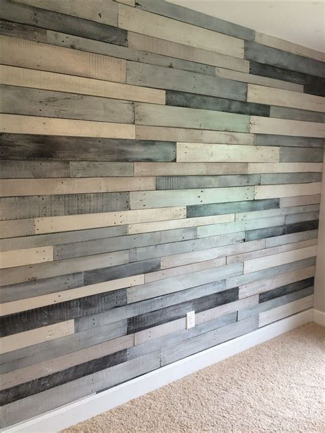 25 best ideas about pallet wood walls on pallet accent wall pallet walls and