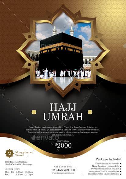 umrah greeting cards templates hajj and umrah by monggokerso graphicriver