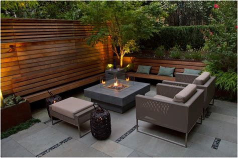 modern outdoor pits pit design ideas