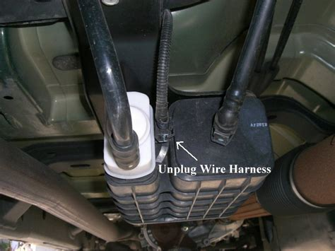 on board diagnostic system 1997 jeep wrangler regenerative braking evap hose removal 2009 jeep patriot how to install replace evaporative emissions canister