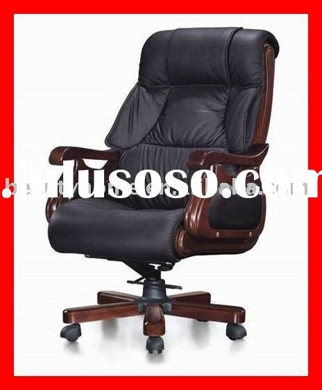 high quality leather office chairs high quality wooden leather office chair lulusoso