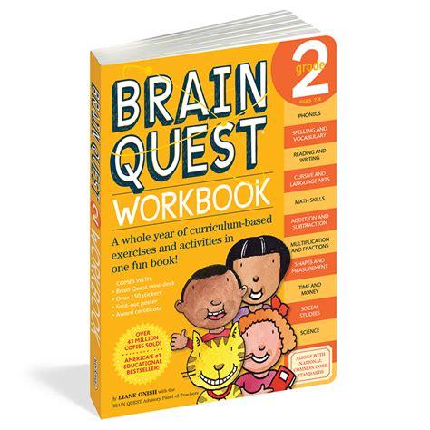 Brain Quest Workbook Grade 5 brain quest workbook grade 2