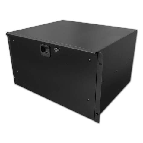 6u 19 quot rack drawer
