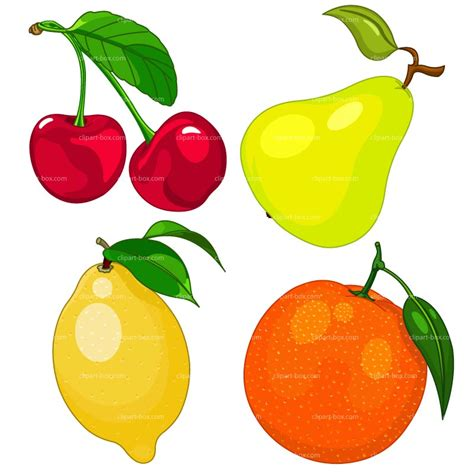 Fruit Clipart Free Clipart Fruits Apple Clipart Panda Free Clipart