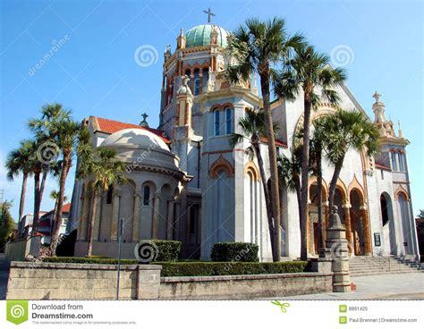 catholic churches in st augustine florida