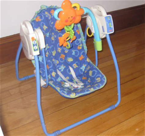 baby swing recall fisher price baby swing lookup beforebuying