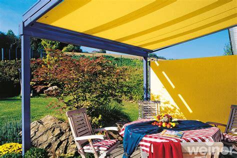 heizstrahler markise markisen f 252 r balkon und terrasse oder als blendschutz