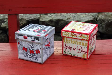 pattern for fabric boxes holiday fabric boxes weallsew bernina usa s blog