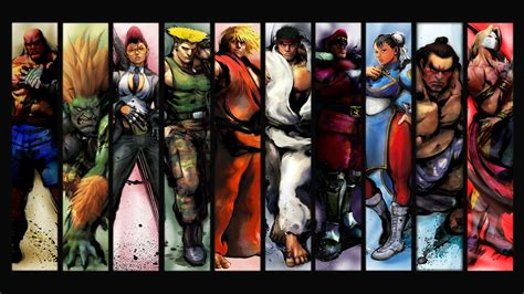 from street fighter main character name street fighter characters hot girls wallpaper