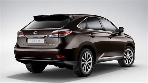 Toyota And Lexus Lexus And Toyota Top Midsize And Luxury Crossover Sales