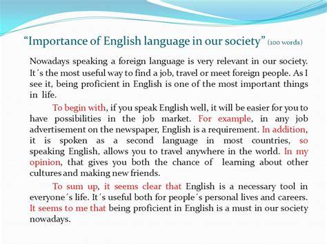 essay structure english language essay on importance of english language essay about