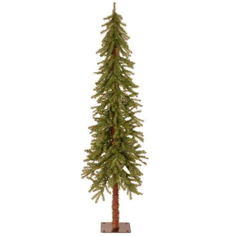 national tree company 6 ft hickory cedar artificial
