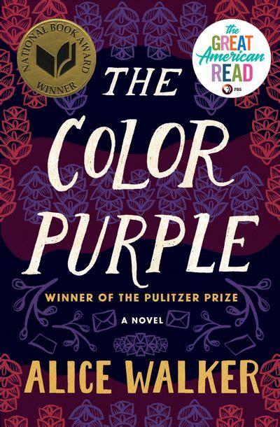 the color purple book walker