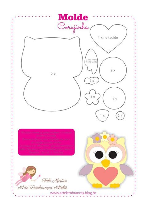 free printable felt owl pattern 408 best images about dibujos moldes gr 225 ficos etc on