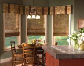 Kitchen Bay Window Treatment Ideas Window Treatments For Bay Windows Elliott Spour House