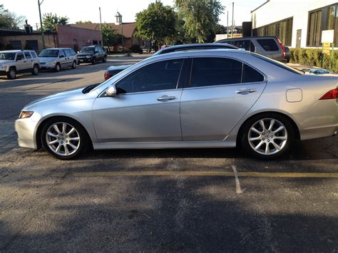 Acura Tl And Tsx by Tl Type S Waffles On Lowered Tsx Acurazine Community